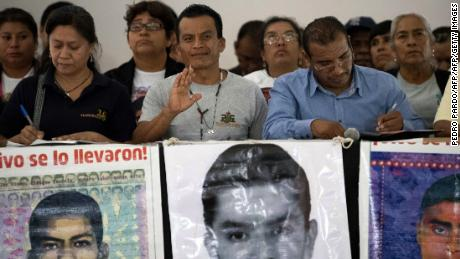 Mystery surrounds Mexico's missing students, five years later