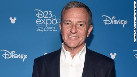 Disney CEO Bob Iger stepped down from Apple's board Friday.