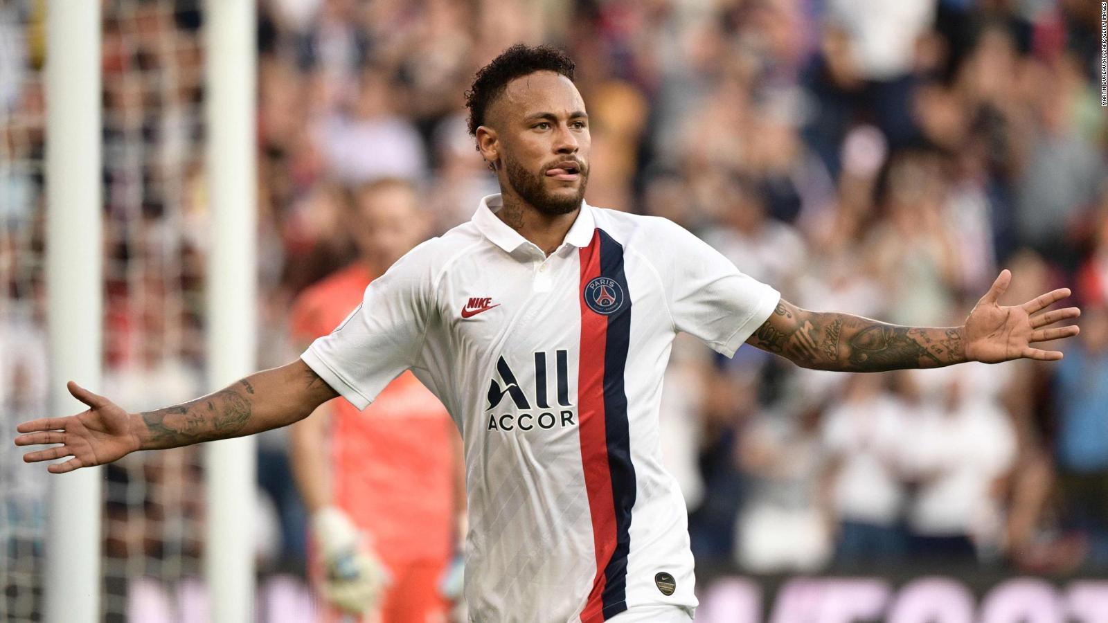 مقتصد مصارعة قمة الرأس neymar white psg jersey