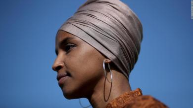 'Squad' member Ilhan Omar defeats well-funded Democratic primary challenger in Minnesota, CNN projects