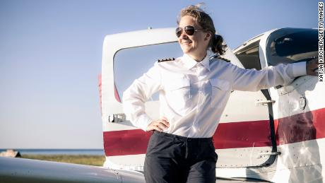 Why are there so few women in aviation?