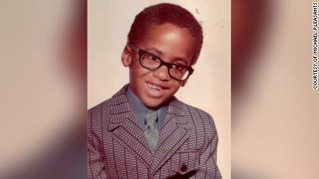 Shawn Pleasants had always excelled in school.