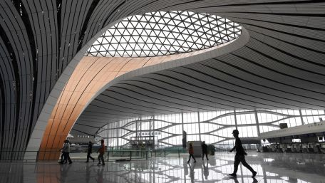 Image result for China Ready to Open New mega-airport