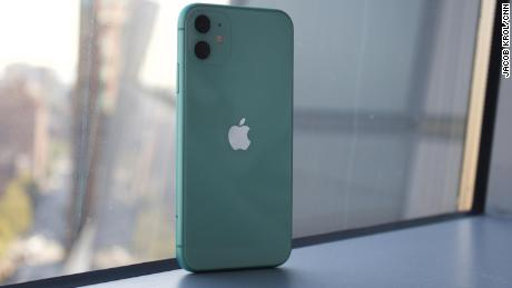 Apple Iphone 11 Review Cnn