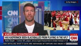 Is Colin Kaepernick being blackballed?