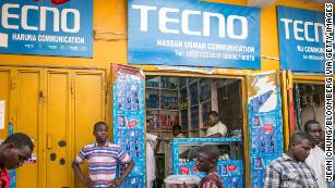 Africa's favorite smartphone maker is now worth $4 billion