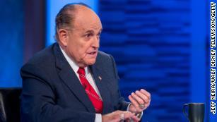 House Democrats subpoena Giuliani for Ukraine documents in impeachment inquiry