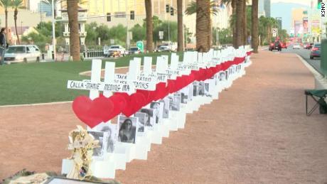 58 Crosses Return to Las Vegas Strip on Anniversary of America's Most Terrifying Modern Shooting