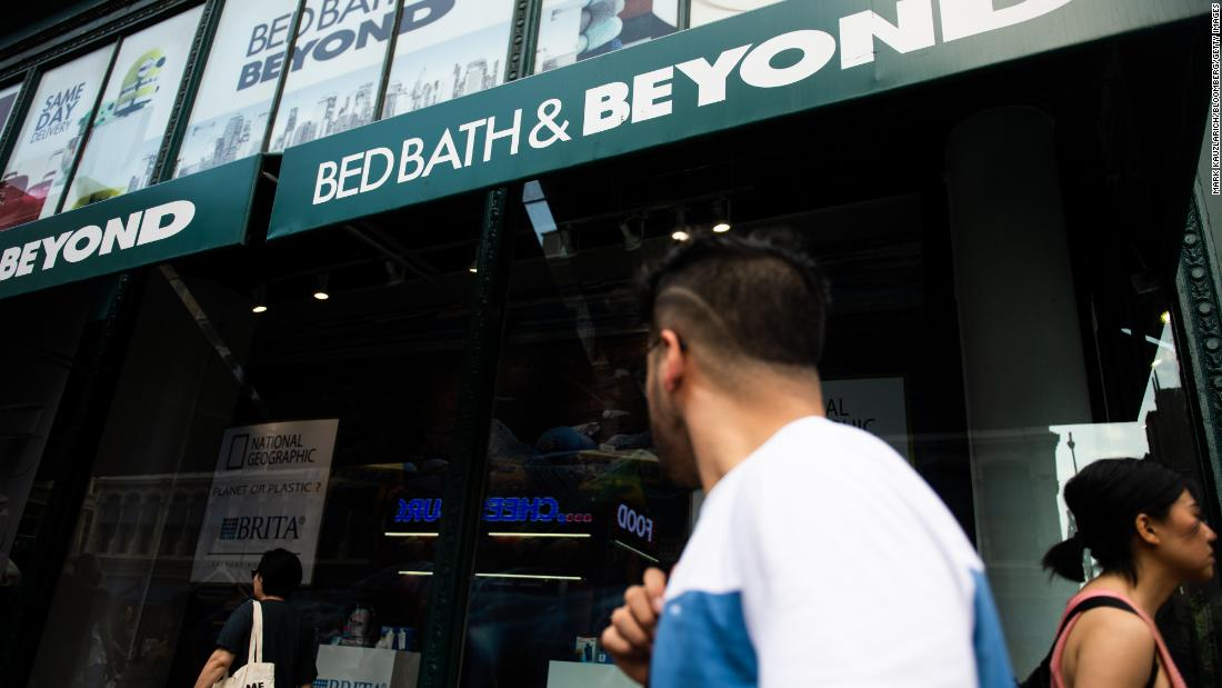 Bed Bath And Beyond Is Closing 20 More Stores Cnn