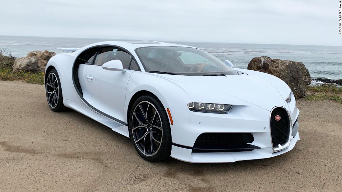 Road Tripping In A 3 Million Bugatti Cnn