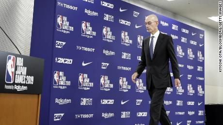 The NBA faces a no-win situation in China. Here's what it stands to lose