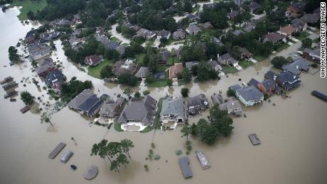 Flood risk to homeowners in the US is increasing due to climate change.  Current insurance rates vastly underestimate the threat, a new report finds