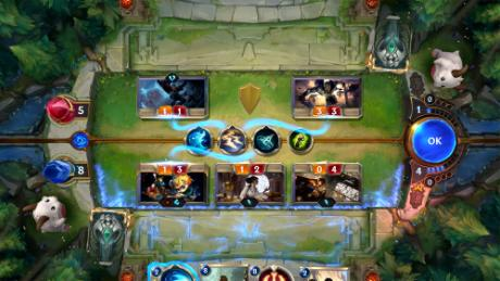 """Legends of Runeterra"" is a new card game set in the ""League"" universe."