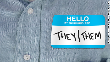 How to get people's pronouns right and what to do if you slip up