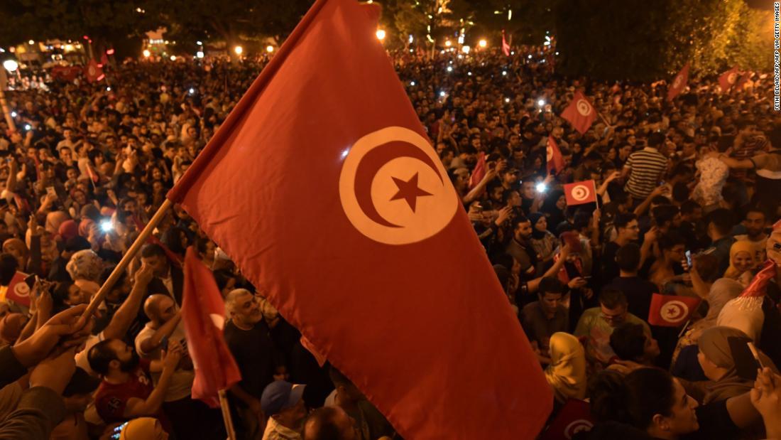 Tunisian President Kais Saied Au Jpg