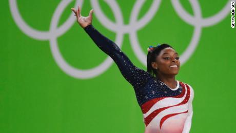 Paris not Tokyo could be last Olympics, hints Simone Biles