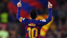 Barcelona usurped Real Madrid as the most profitable football team.
