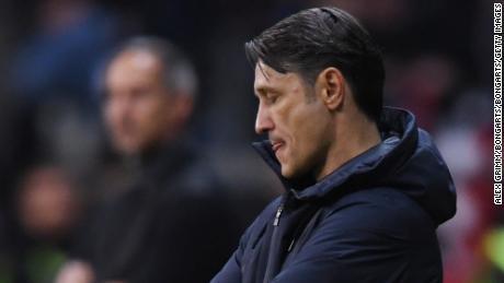 Niko Kovac ha separato i sensi con il Bayern Monaco, dopo 18 mesi in carica.