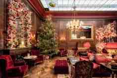 15 Best Hotels For Christmas Celebrations Cnn Travel