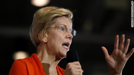Elizabeth Warren slams US arms sales to Saudi Arabia and UAE after CNN report