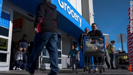 The Walmart near Cielo Vista Mall reopened three months after a gunman killed 22 people and injured dozens.