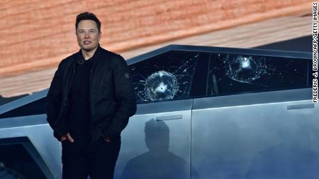 Tesla is about to unveil an updated Cybertruck, Elon Musk says