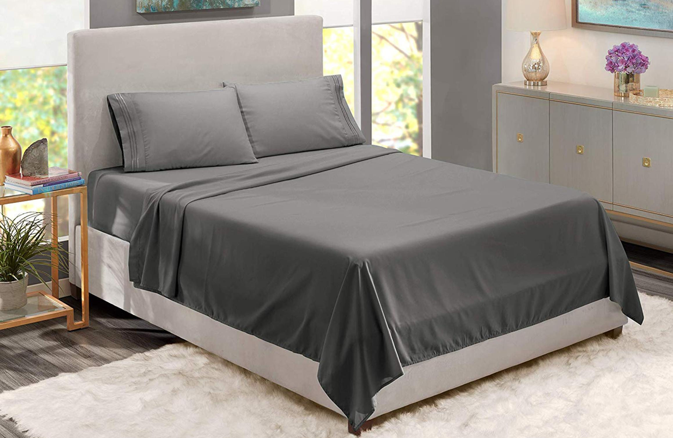 Best Sheets On Amazon The Top Rated Sets With 5 Star Ratings Cnn Underscored