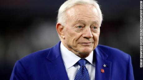 Dallas Cowboys owner Jerry Jones has backed Prescott to come back from injury and reclaim his place as quarterback.