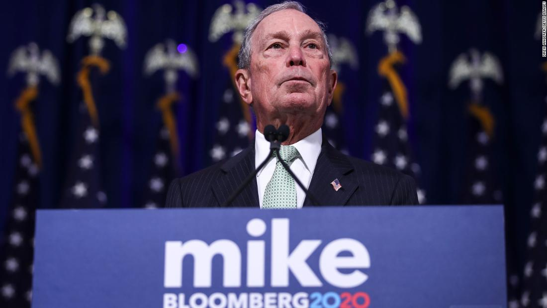 Photo of Michael Bloomberg: 'I would must swallow two or thrice' however would vote to convict Trump