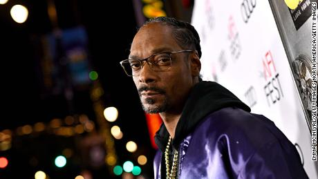 Snoop Dogg has made up his mind on his money on his money and some wine.
