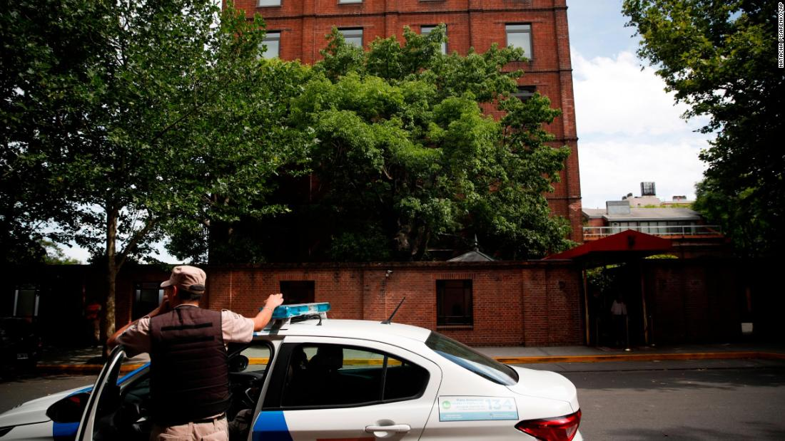 Photo of Argentina: Briton shot lifeless in Buenos Aires