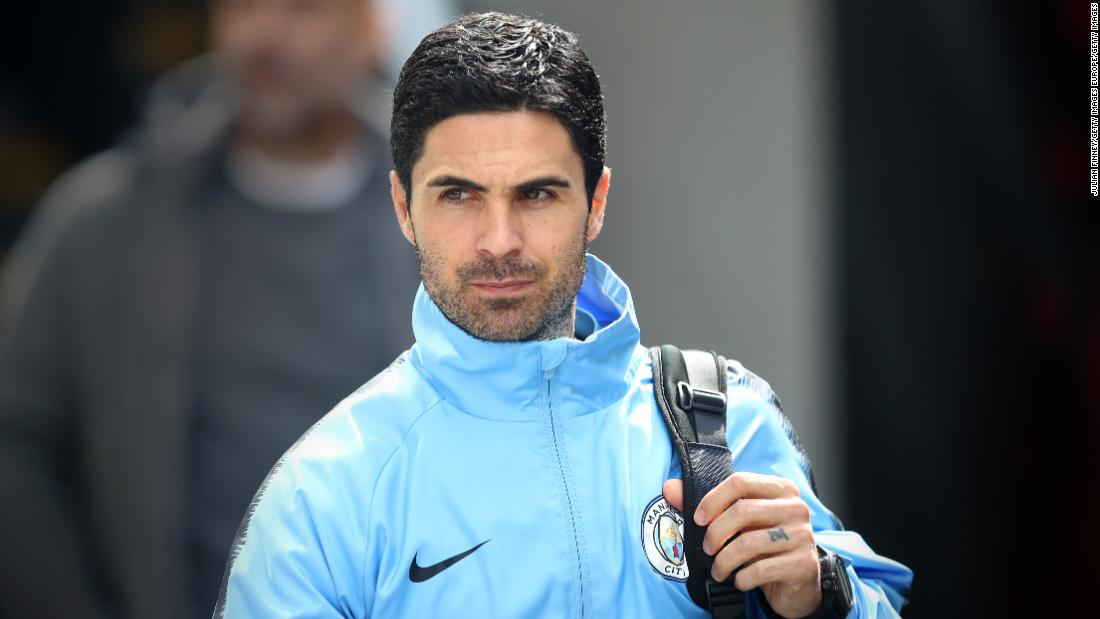 Photo of Arsenal appoints former participant Mikel Arteta as head coach