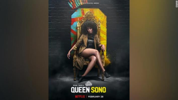 Queen Sono, shot in 37 locations, follows the eponymous secret agent as she devotes herself to protecting Africa after her mother's assassination.