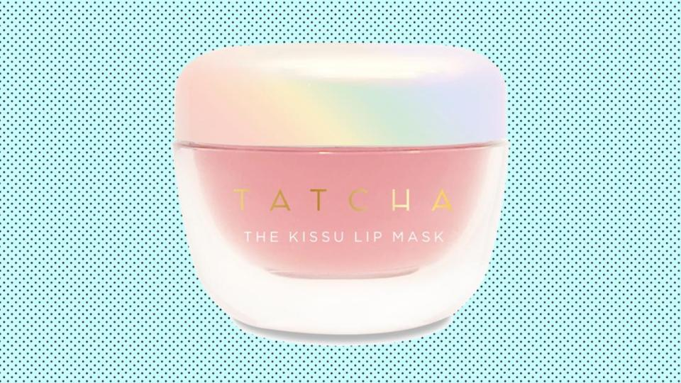 Tatcha's best-selling lip mask is finally back in stock