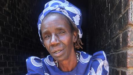 Gladys Chihunda, 62.