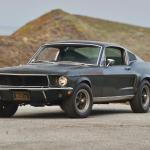 Ford Mustang Driven In The Movie Bullitt Sells At Auction For Record Breaking 3 7 Million Cnn