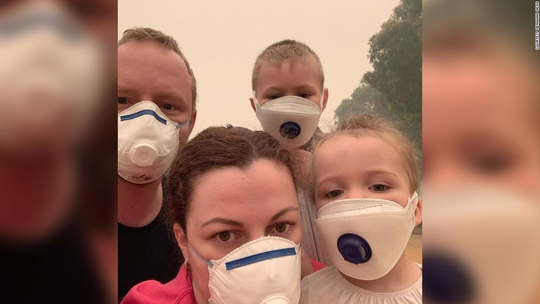 Photo of Australia fires: Household rescued after being trapped in a cinema for six days