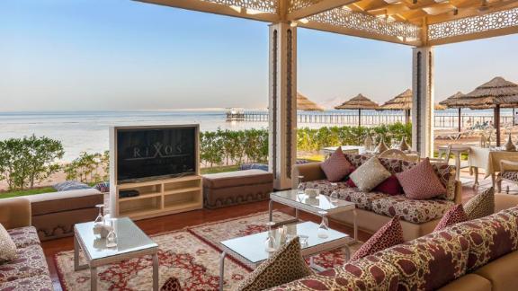 Rixos Sharm El Sheikh in Nabq Bay, Egypt