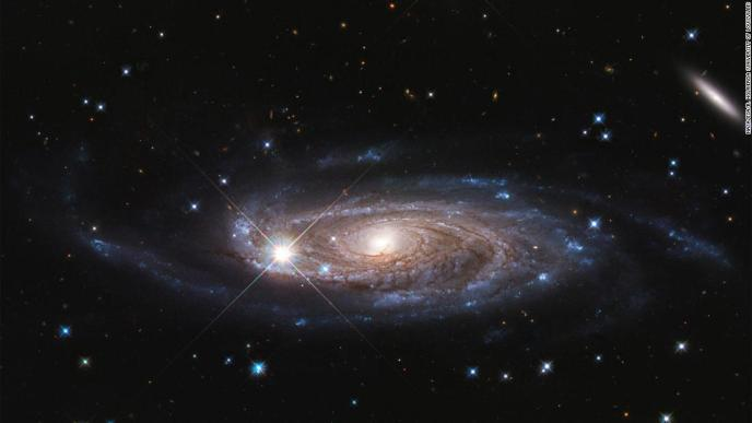 Galaxy UGC 2885, nicknamed the