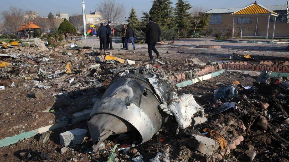 Photo of US-Iran information: Dwell updates on the Ukraine airplane crash and battle