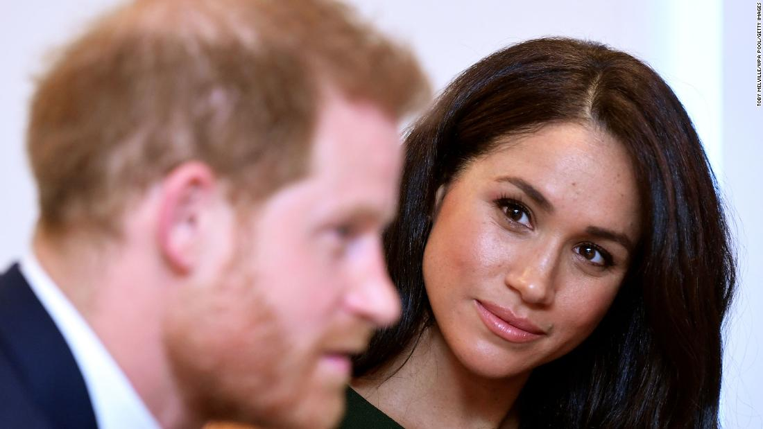 Staff of Prince Harry and Meghan Markle 'relocated' while the Duchess remains in Canada