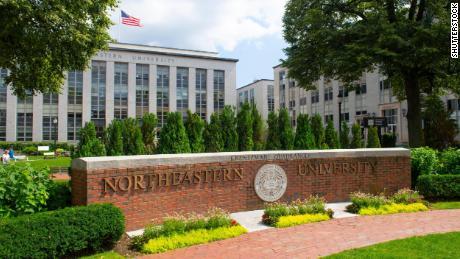Northeastern University dismisses 11 students for violating the school's public health protocols