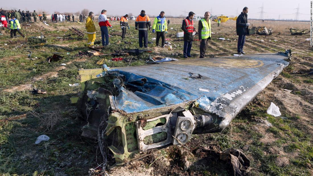 Photo of US-Iran information: Reside updates on the Ukraine airplane crash and battle