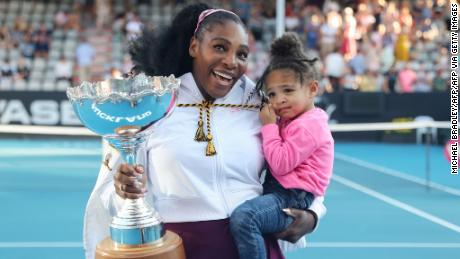 Serena Williams, her daughter Alexis Olympia and husband Alexis Ohanian are also among the star-studded group.
