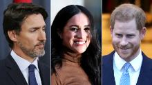 Who will pay for the safety of Harry and Meghan? Canada says there are ongoing discussions