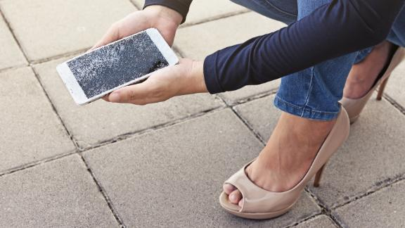 Protect your cell phone from damage by paying your monthly bill with the Chase Freedom Flex card.