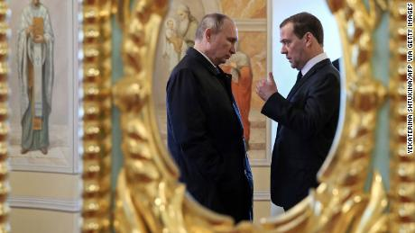 Why Vladimir Putin is shaking up Russia
