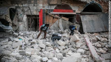Airstrikes kill at least 15 during ceasefire in northwestern Syria
