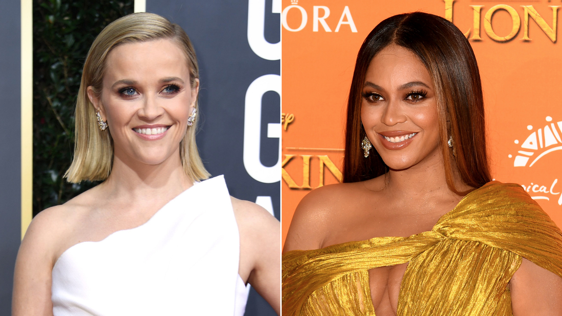 Photo of Beyoncé hooked Reese Witherspoon up with the brand new Ivy Park assortment