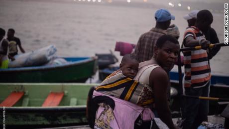 Thousands of Nigerian slum dwellers left homeless after mass eviction